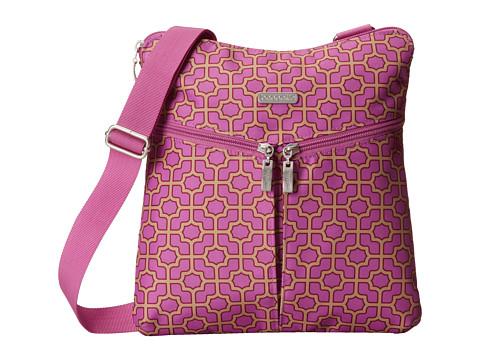 Baggallini - Horizon Crossbody (Trellis Lilac) Cross Body Handbags