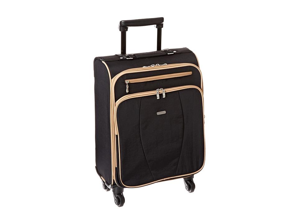 Baggallini - Getaway Roller (Black Sand) Pullman Luggage