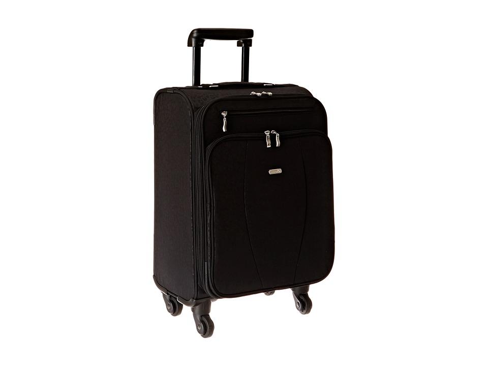 Baggallini - Getaway Roller (Cheetah Black) Pullman Luggage