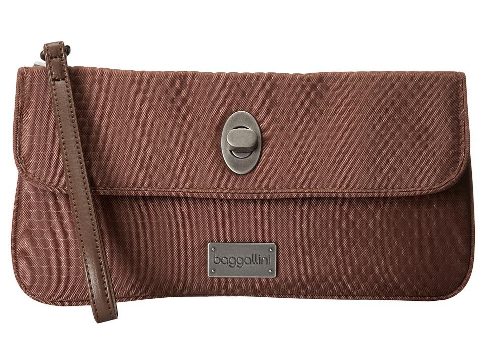 Baggallini - Marilyn Clutch (Bark) Clutch Handbags