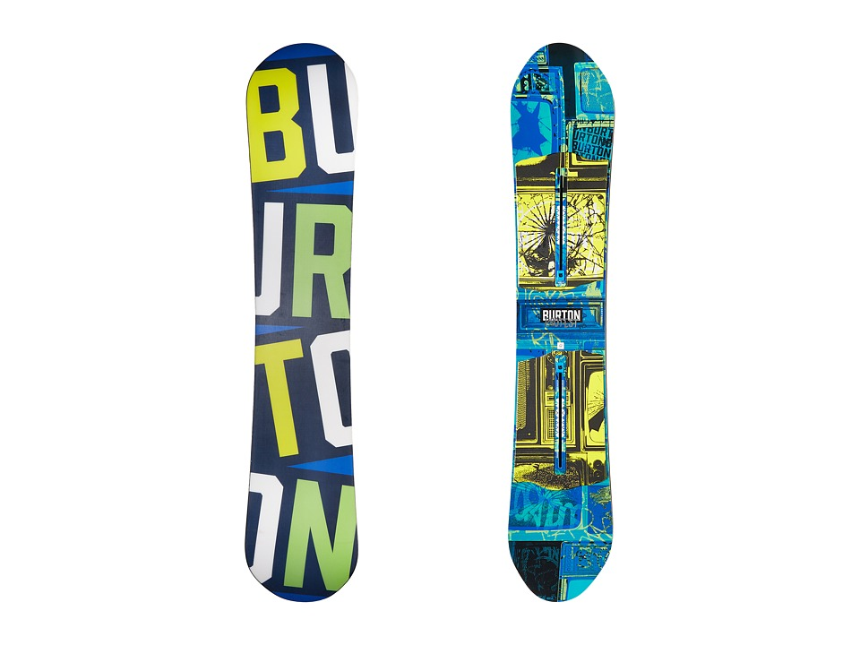 Burton Kids - ProTest '16 145 (Multi) Snowboards Sports Equipment