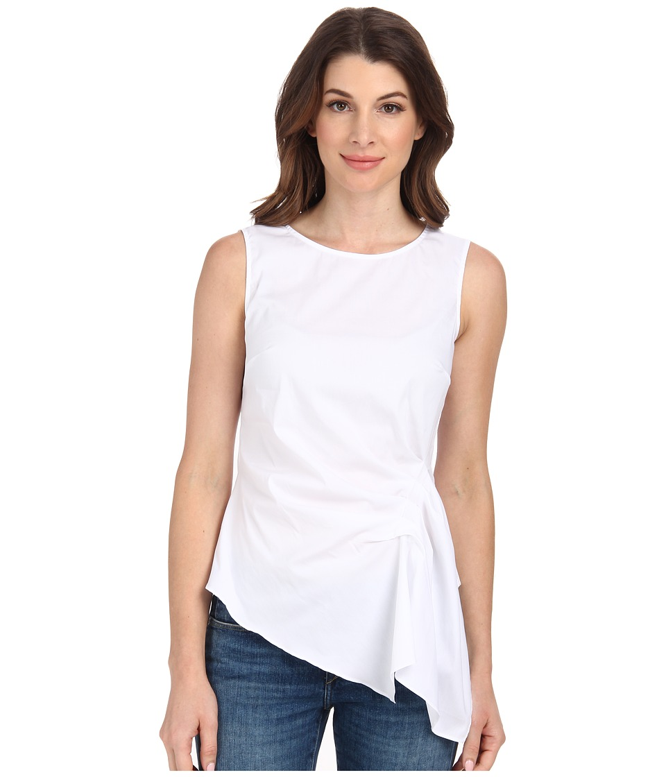 Bailey 44 - Trevi Top (White) Women's Blouse