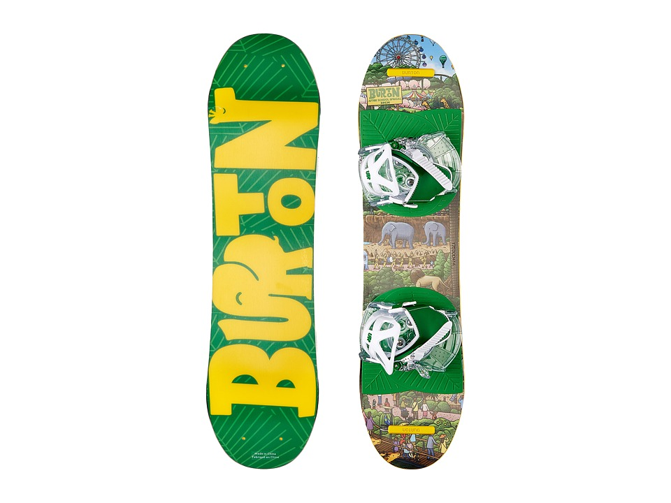 Burton Kids - After School Special '16 80 (Multi) Snowboards Sports Equipment