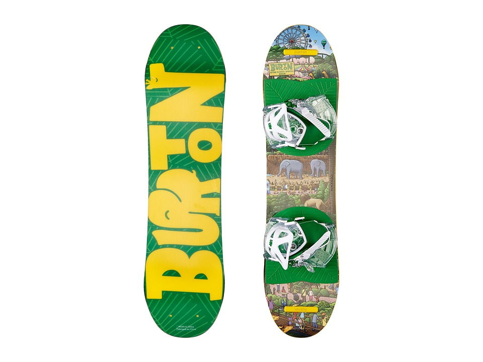 Burton Kids - After School Special '16 90 (Multi) Snowboards Sports Equipment