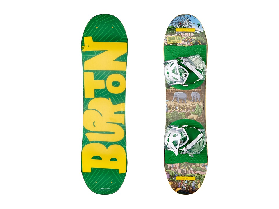 Burton Kids - After School Special '16 100 (Multi) Snowboards Sports Equipment
