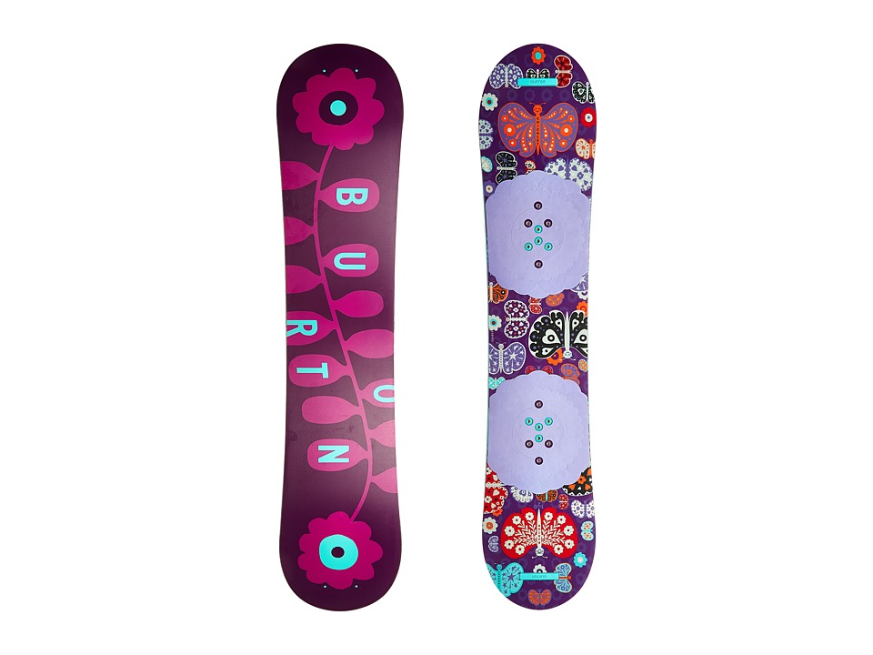 Burton Kids - Chicklet '16 120 (Multi) Snowboards Sports Equipment