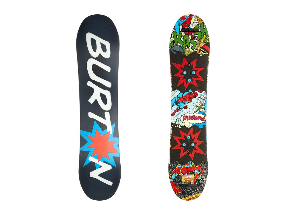 Burton Kids - Chopper LTD Marvel(r) '16 90 (Multi) Snowboards Sports Equipment