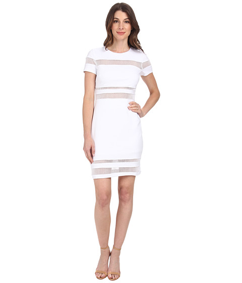 Bailey 44 - Mateo Dress (White) Women's Dress