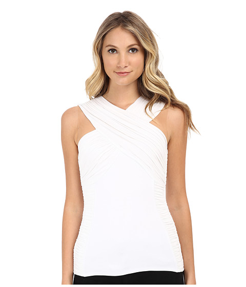 Bailey 44 - Loren Top (White) Women's Clothing
