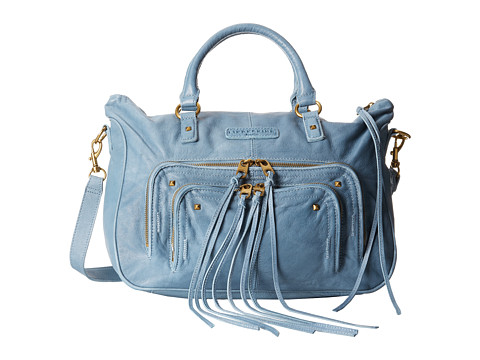 Liebeskind - Esther F (Light Blue) Handbags