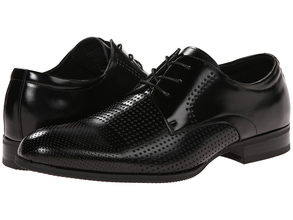Stacy Adams Gramercy Black Mens Shoes
