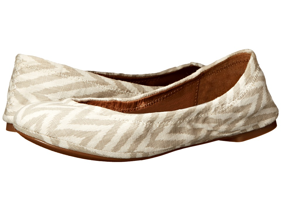 Lucky Brand - Emmie (Ik Chvrn-Moonstruck) Women's Flat Shoes