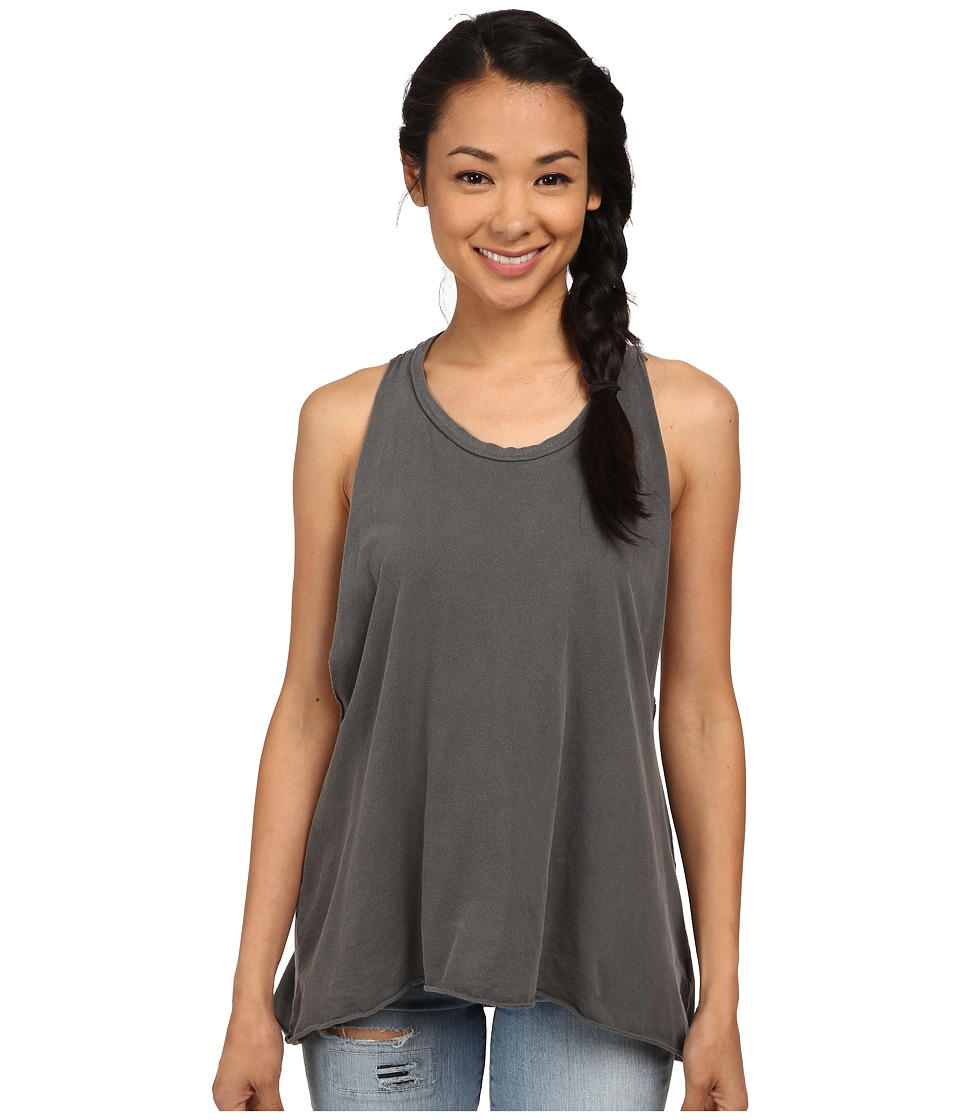 Obey - Paige Tank Top (Dusty Black) Women's Sleeveless