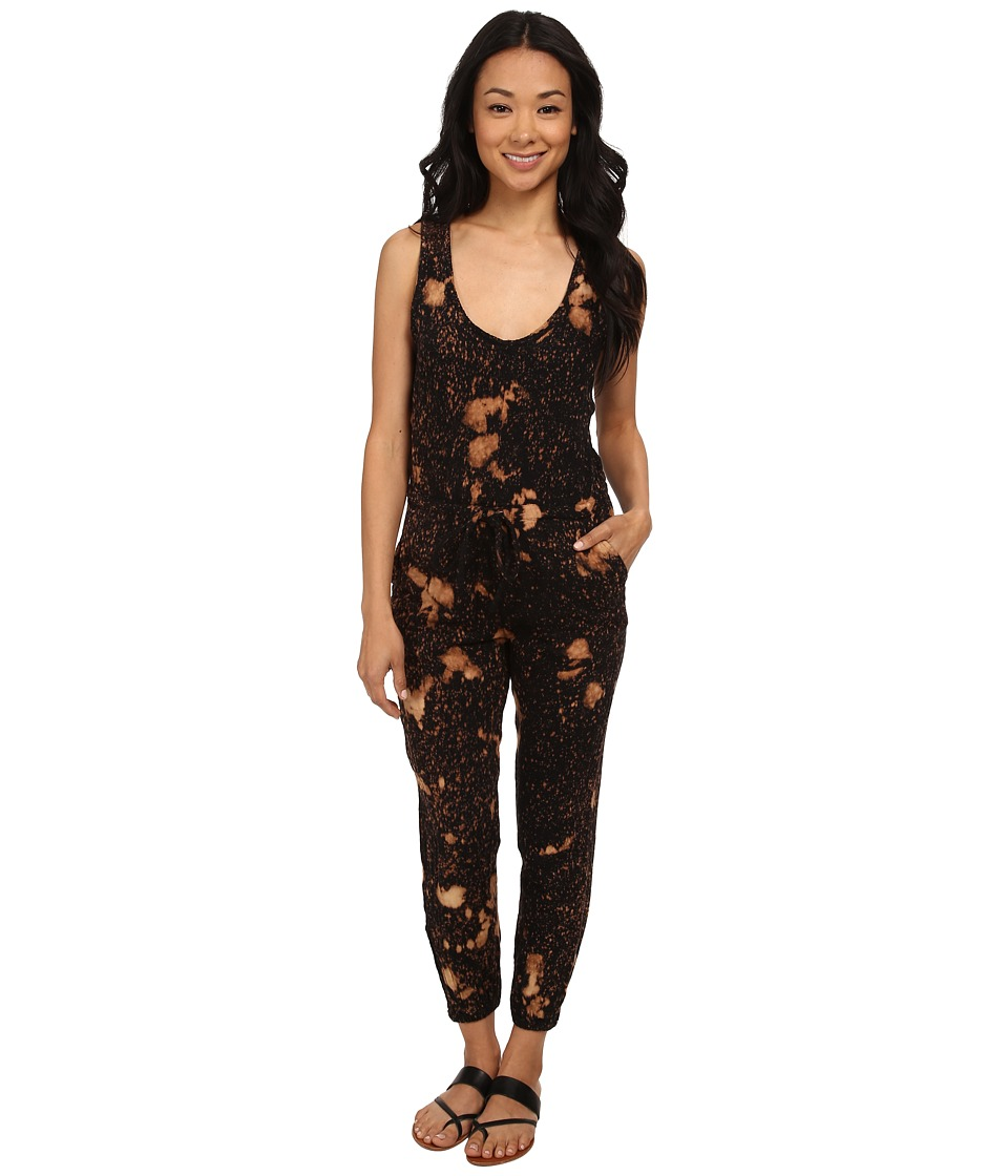 Obey - Rubyn Romper (Black Multi) Women