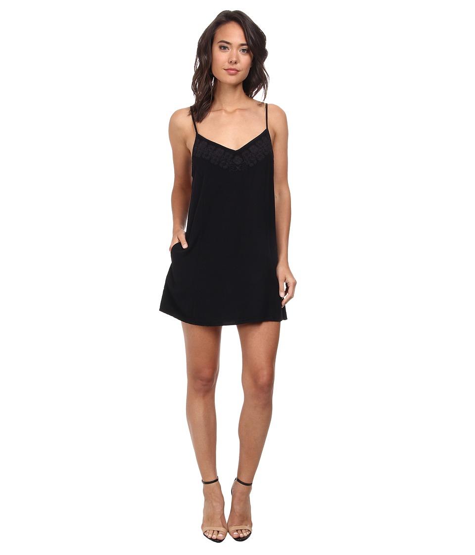 Obey - Amaya Dress (Dusty Black) Women's Dress