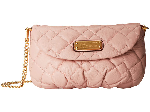 Marc by Marc Jacobs - New Q Karlie (Dusty Bloom) Cross Body Handbags