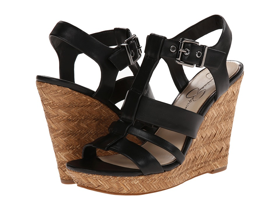 Jessica Simpson Casie 2 (Black Sleek) Women