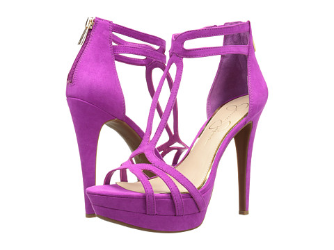 Jessica Simpson - Salvati 2 (Spring Magenta Microsuede) Women's Shoes