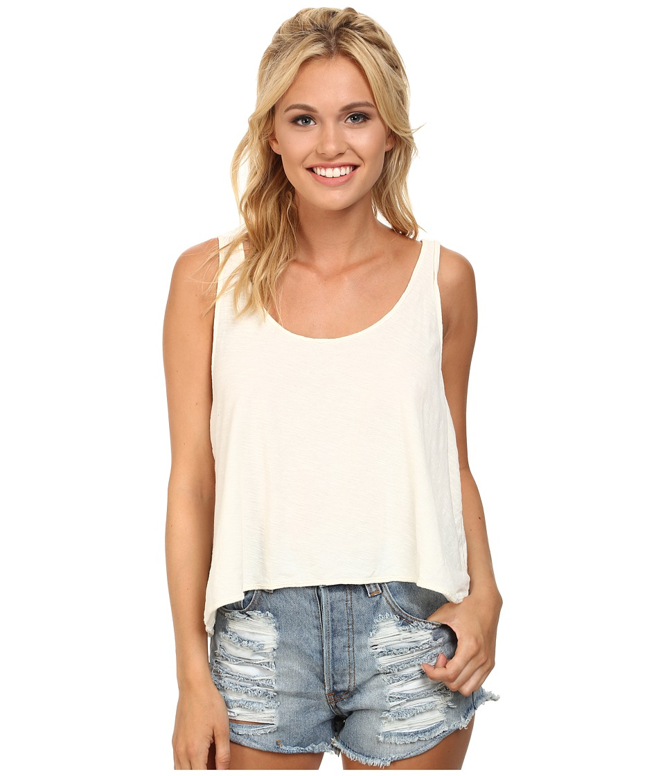 Obey - Havana Tank Top (Cloud White) Women's Sleeveless