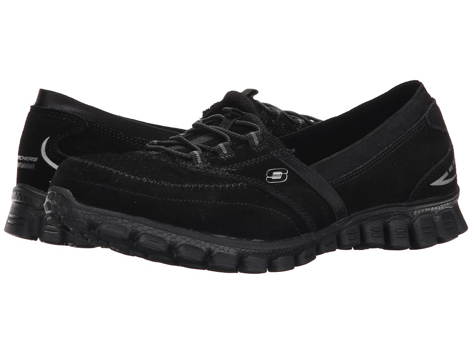 SKECHERS - Deja Vu (Black) Women's Shoes
