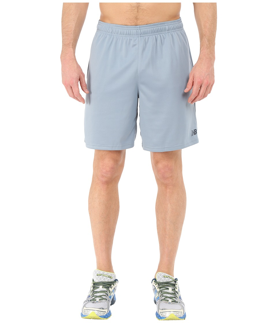 New Balance - Knit Training Shorts (Cyclone) Men