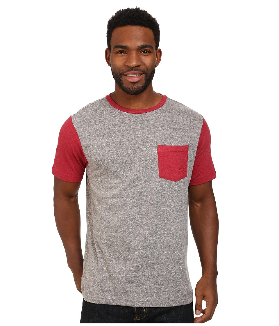 Matix Clothing Company - Standard Clash T-Shirt (Grey) Men's T Shirt