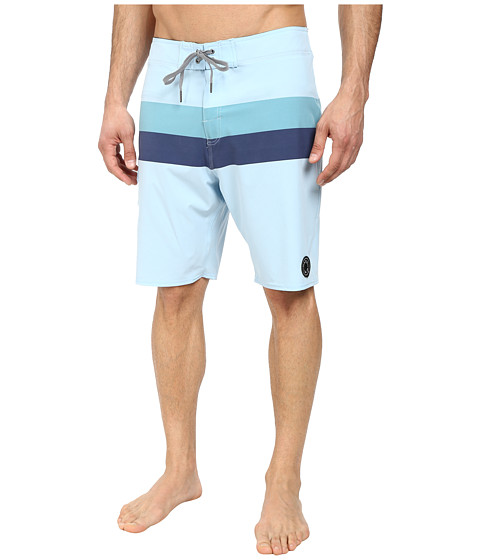 Matix Clothing Company - Phases Boardshorts (Light Blue) Men's Swimwear