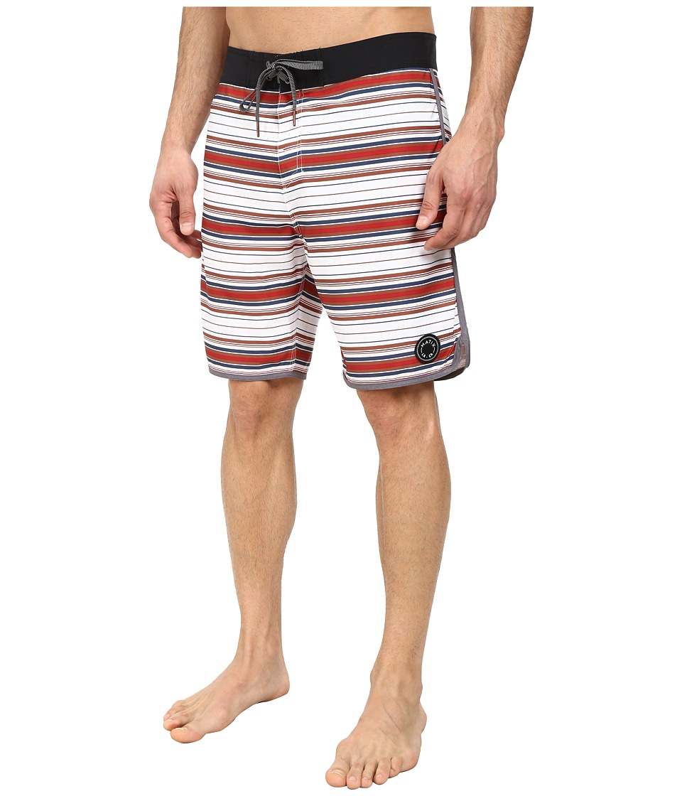 Matix Clothing Company - Coco Boardshorts (Natural) Men's Swimwear