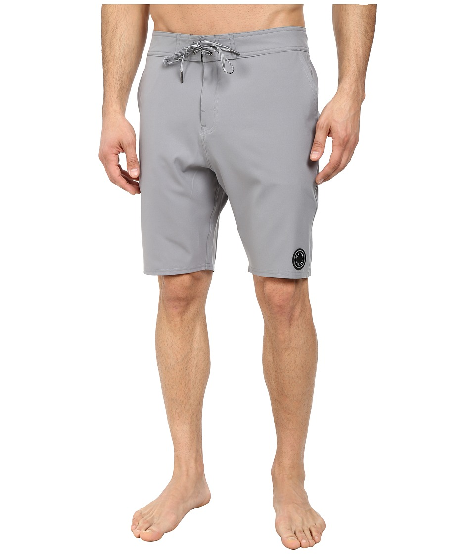 Matix Clothing Company - Welder Boardshorts (Charcoal) Men's Swimwear