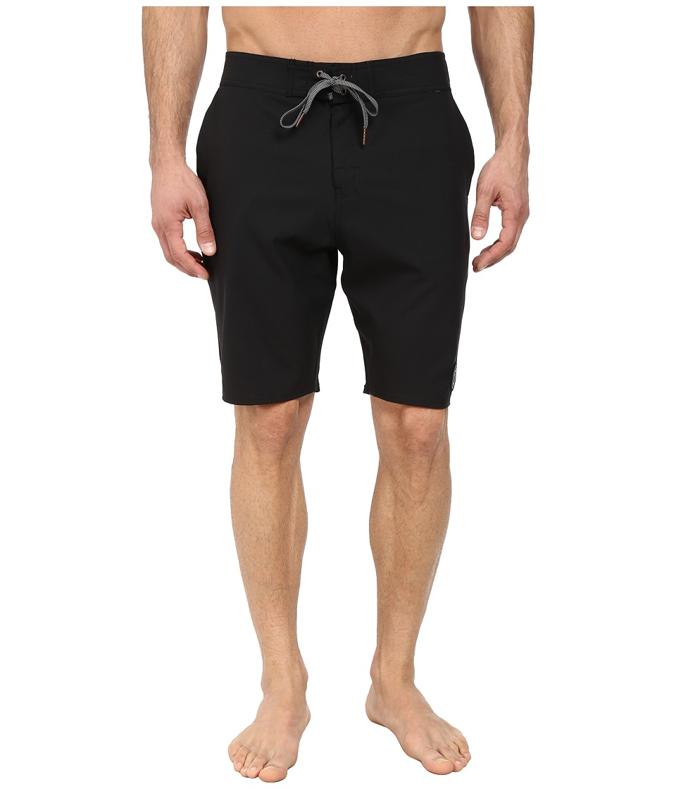 Matix Clothing Company - Welder Boardshorts (Black) Men's Swimwear