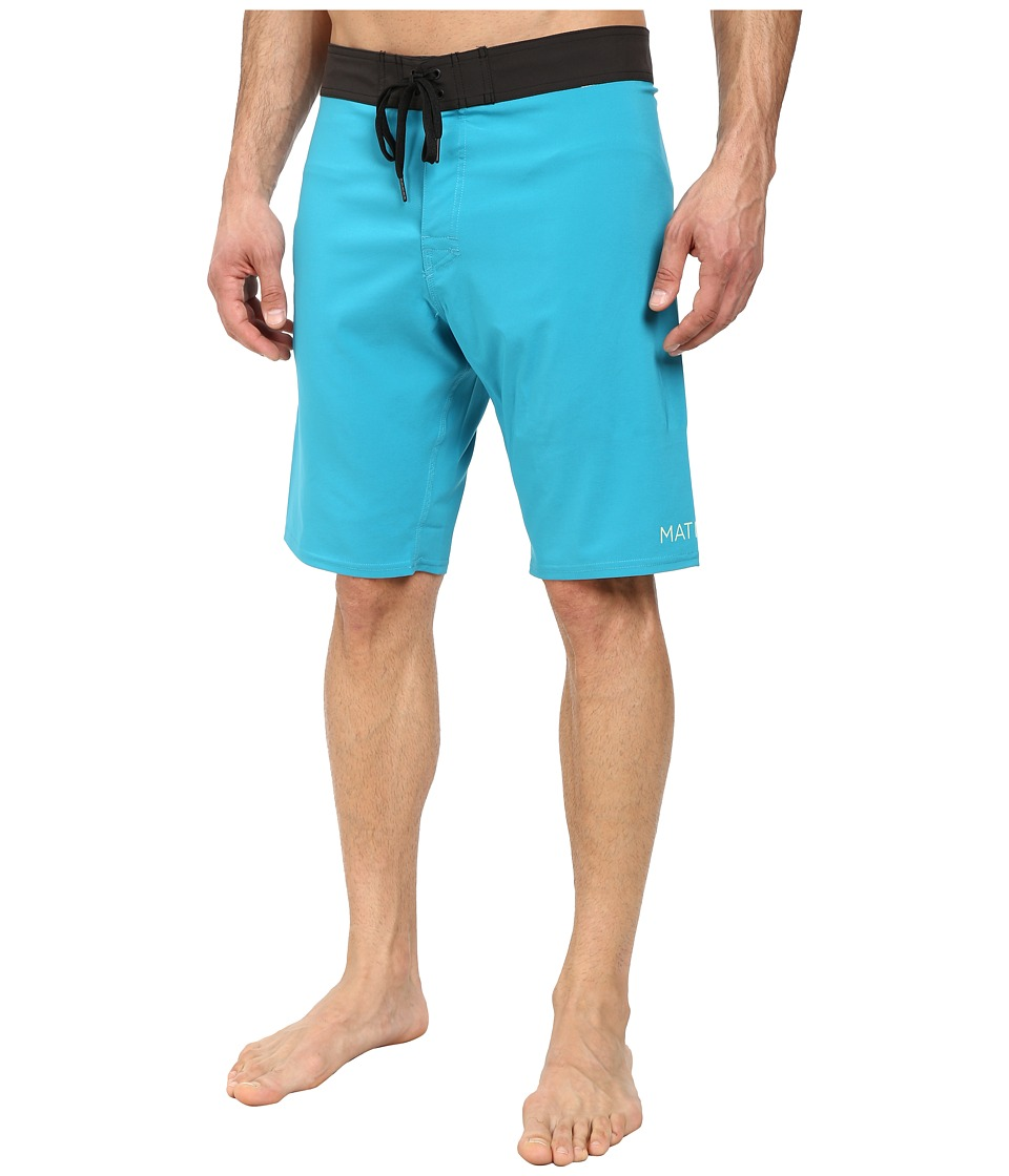 Matix Clothing Company - Ridley Boardshorts (Teal) Men's Swimwear