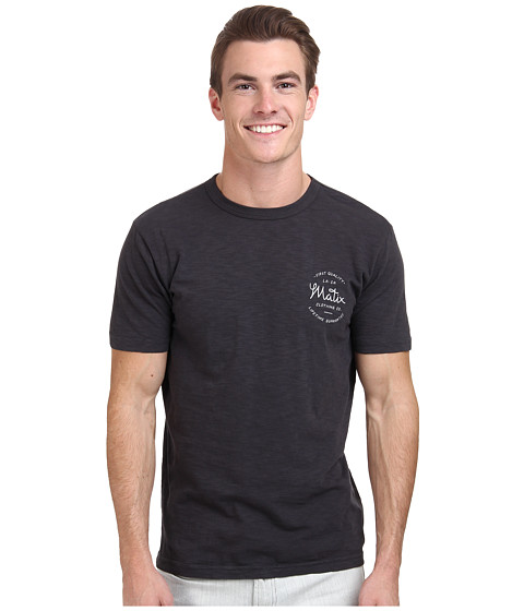 Matix Clothing Company - Life T-Shirt (Black) Men's T Shirt