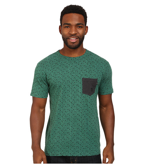 Matix Clothing Company - Folk Pocket T-Shirt (Hunter) Men's T Shirt