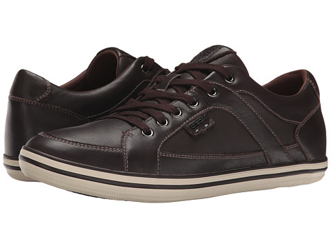 Geox - U Box 13 (Coffee) Men's Lace up casual Shoes