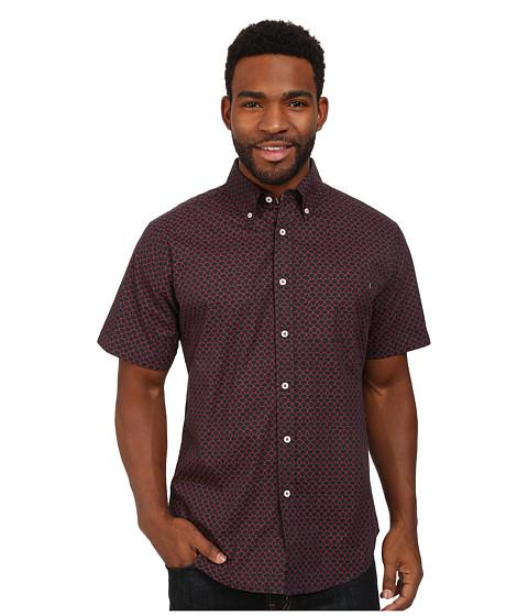 Matix Clothing Company - Clutch Woven Top (Navy) Men