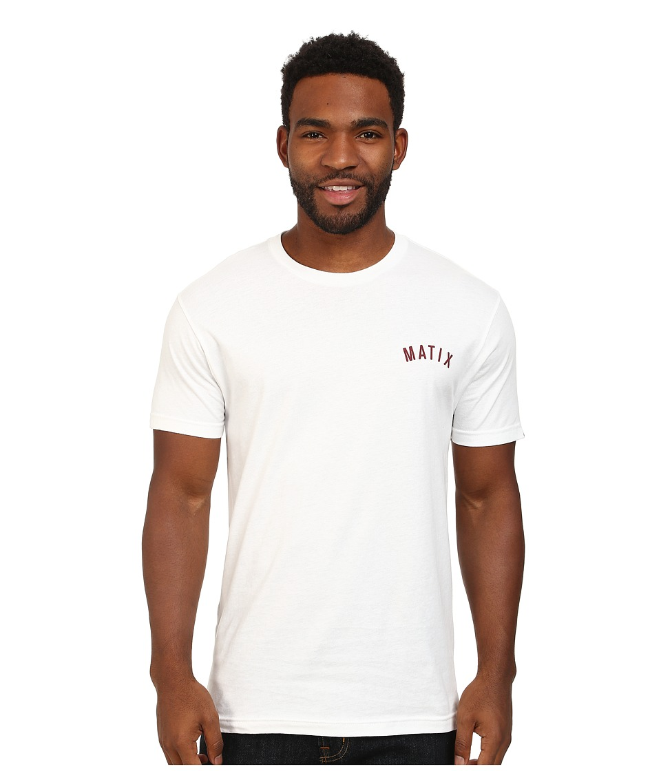 Matix Clothing Company - Team T-Shirt (White) Men's T Shirt
