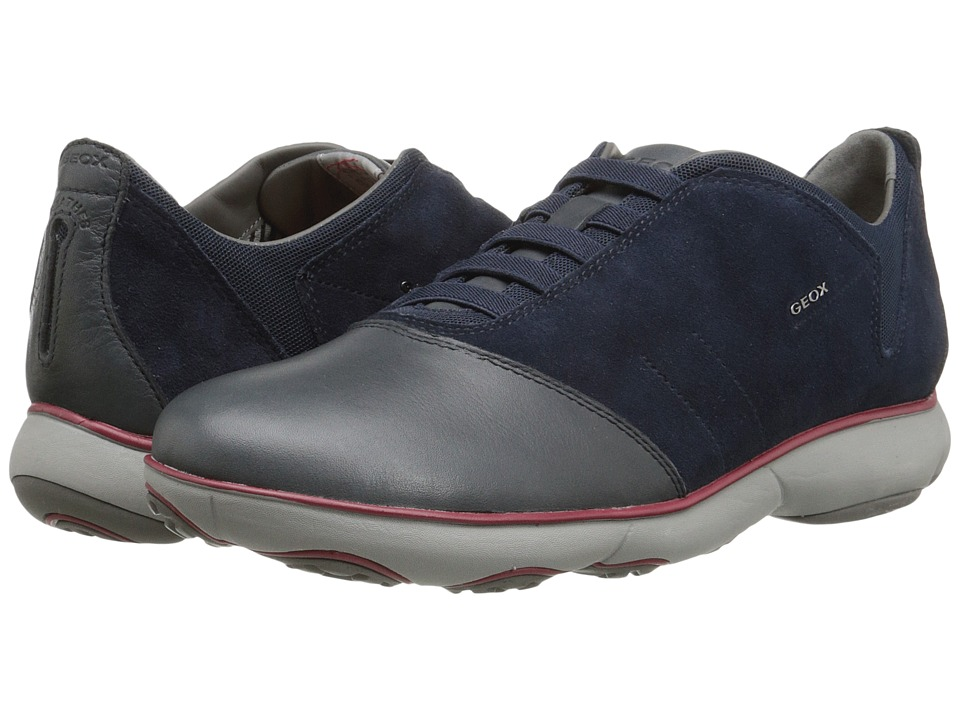 Geox - U Nebula 13 (Navy) Men's Shoes