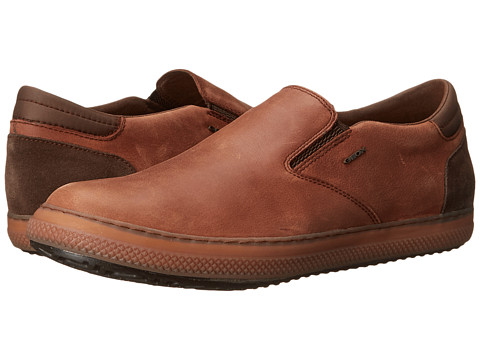Geox - U Smart 45 (Brown Cotto) Men's Slip on Shoes