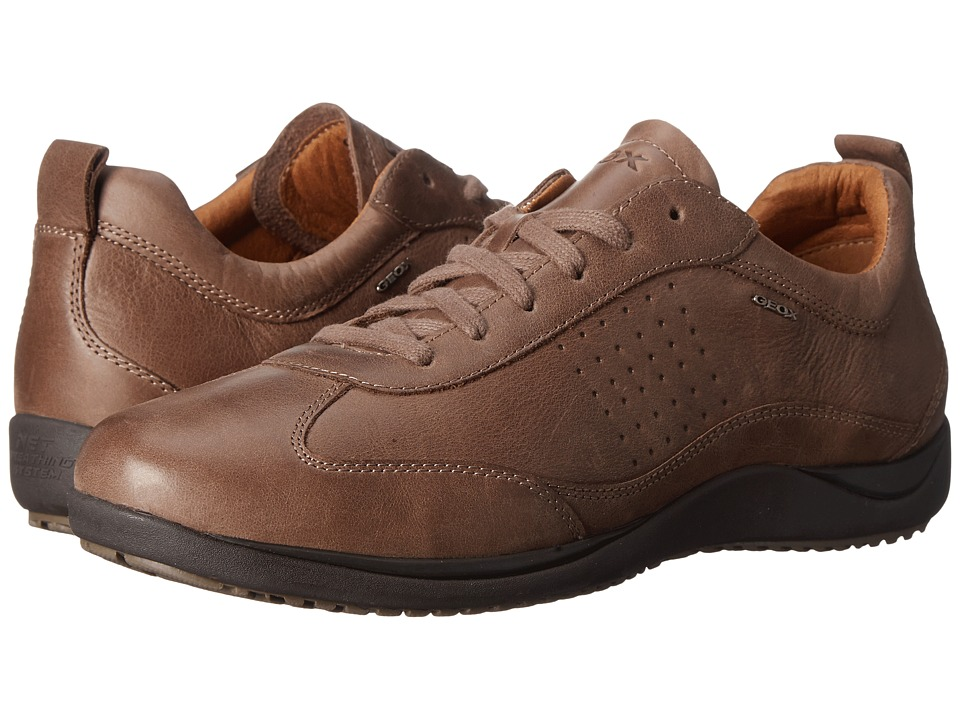 Geox - U Xand Travel 6 (Dark Brown) Men's Shoes