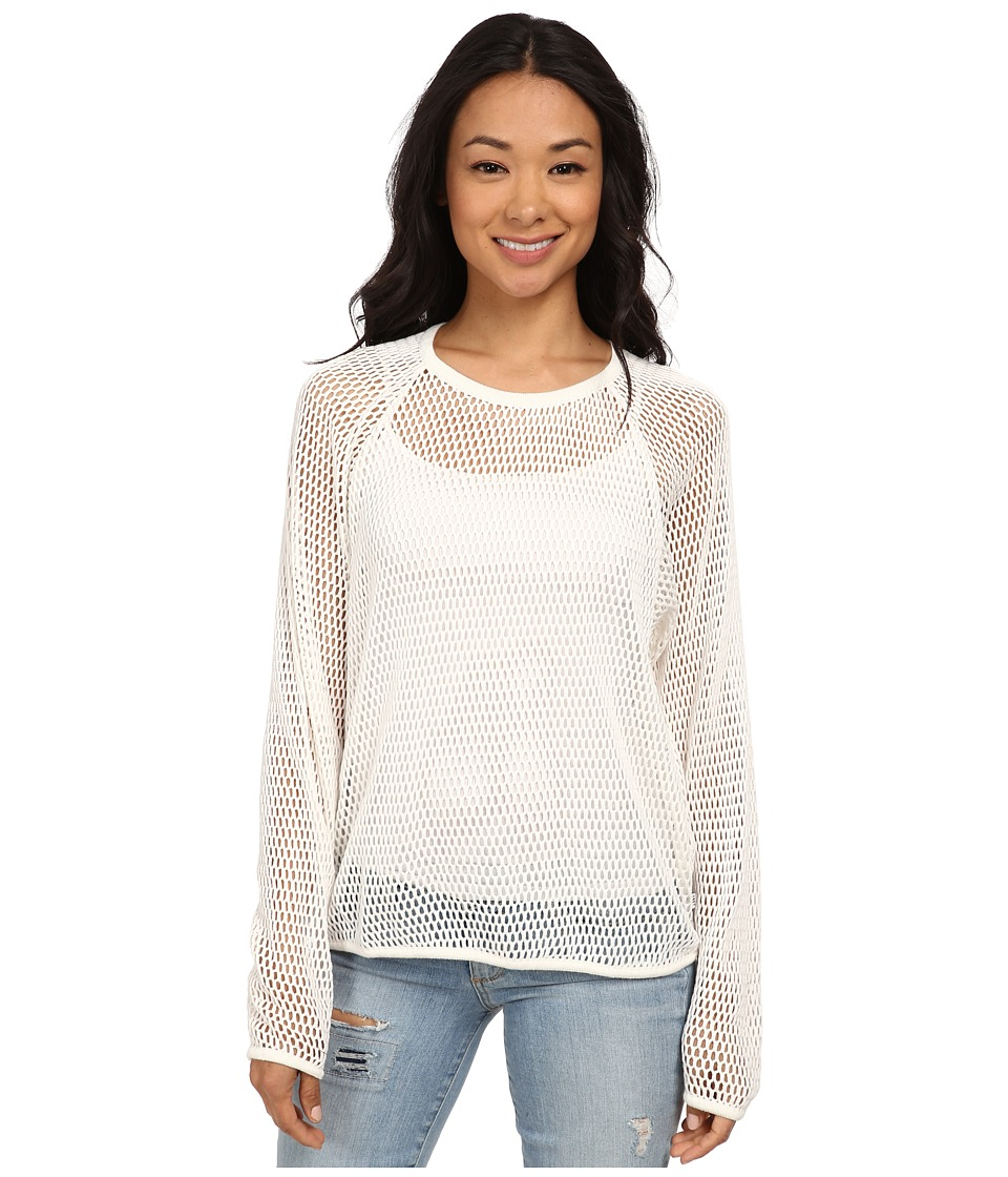 Obey - Chloe Crew (Natural) Women's Sweater