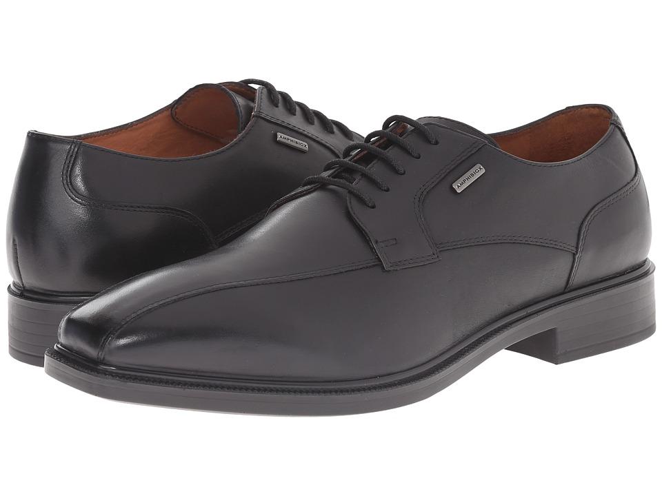 Geox - Uomo Alex ABX 1 (Black) Men's Lace up casual Shoes