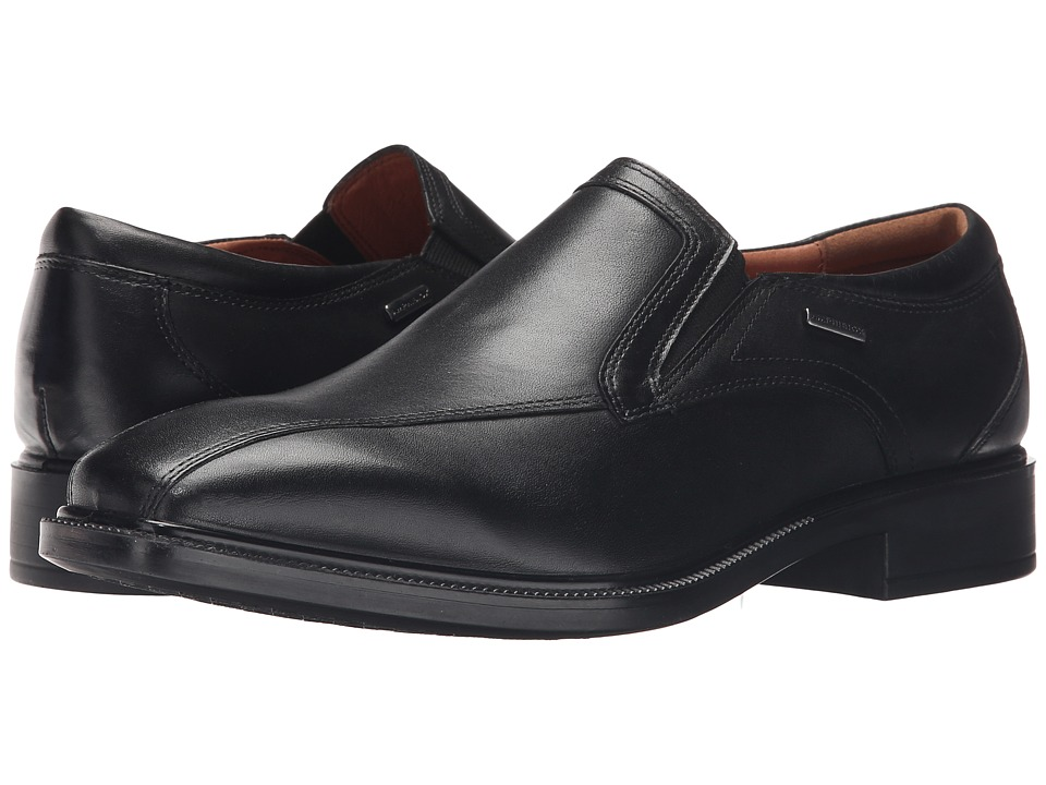 Geox - Uomo Alex ABX 3 (Black) Men's Slip on Shoes