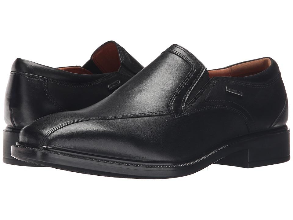 Geox - Uomo Alex ABX 3 (Black) Men's Slip on Shoes
