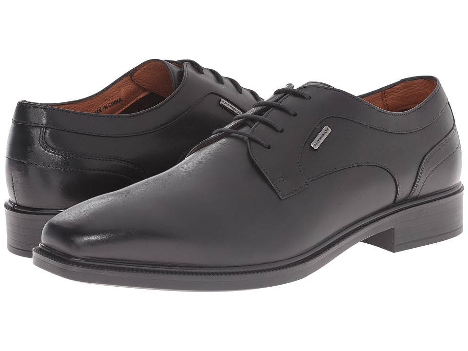 Geox - Uomo Alex ABX 2 (Black) Men's Lace up casual Shoes