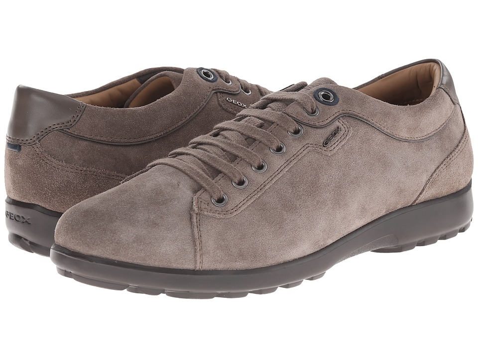 Geox - U Mantra 8 (Dove Grey) Men's Lace up casual Shoes