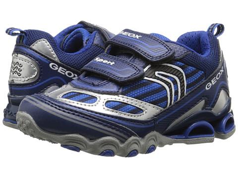 Geox Kids - Tornado 12 (Toddler/Little Kid) (Navy/Royal) Boy's Shoes