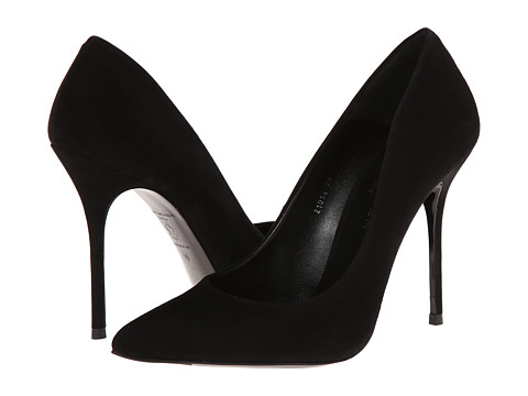 Kurt Geiger - Ellen (Black Suede) High Heels