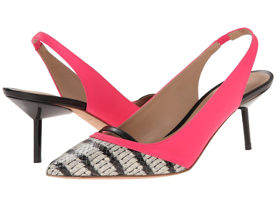 Kurt Geiger - Carley (Fuchsia Leather) High Heels