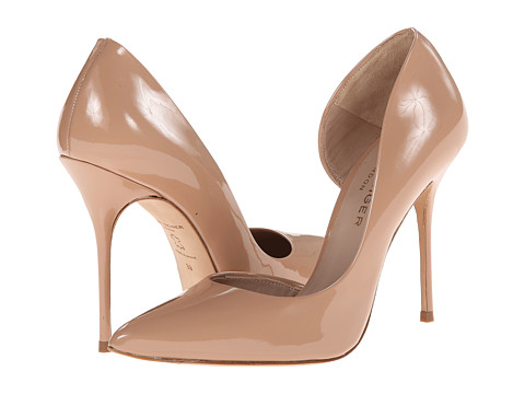 Kurt Geiger - Anja (Nude Patent) High Heels