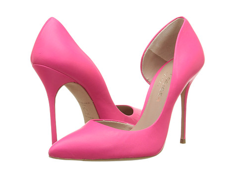 Kurt Geiger - Anja (Fuchsia Leather) High Heels